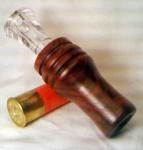 Canary Wood & Clear Acrylic Duck Call