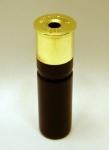 Black Acrylic Wood Duck Whistle