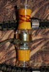 Osage Orange & Clear Acrylic Duck Call
