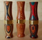 Spectraply Laminate Duck Call